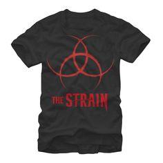 The Strain Men's - Hazard Logo T Shirt #FifthSun #TheStrain