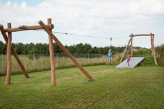 Kids Outdoor Spaces, Kids Outdoor Play, Outdoor Play Areas, Kids Play Area, Backyard For Kids, Outdoor Fun, Backyard Playground, Backyard Games, Backyard Projects