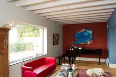 Refernzen im Holzständer - ECO Home Systems New Construction, Ceilings, Asylum