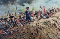 pictures of Bunker Hill Day | The Battle of Bunker Hill by Dan Troiani