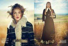 Sofie Sjaastad - Teen Vogue - Amazing Grace