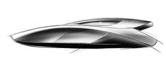 Yacht design sketches, gallery 1   YACHT-TREND