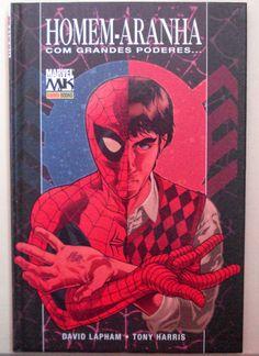 Verita's Sound And Vision: Panini Books - Homem Aranha Com Grandes Poderes......
