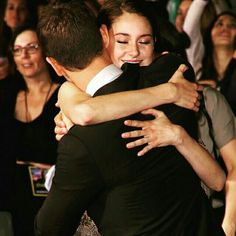 A Sheo hug is beautiful