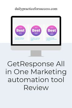 Are you a non techie affiliate marketing startup? Looking for an All in one Marketing automation tool that will make your working days easier and getting results faster? In this All in one Marketing automation tool Review I will take a closer look at this marketing tool to show you the benefits and the cons and help you make a decision if this is for you or not. Marketing Automation, Marketing Software, Marketing Tools, Affiliate Marketing, Best Email, Work From Home Tips, Creating A Business, All In One, Earn Money