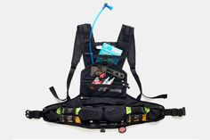 An everyday carry hydration pack.
