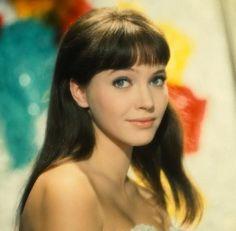 Fashion icon: French New Wave actress Anna Karina