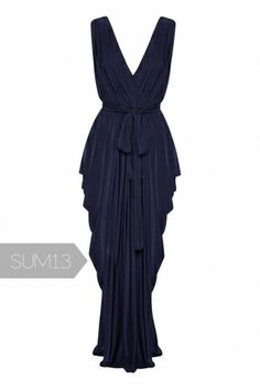Bridesmaids inspiration #Bridesmaids  http://www.sheike.com.au/dresses/dresses-fashion/GRECIAN-MAXI-DRESS-25322