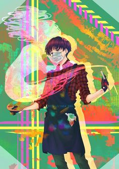 Urie Kuki - Tokyo Ghoul:re