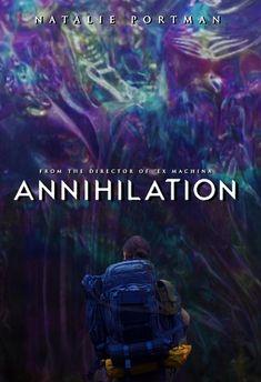 13 de marzo: Annihilation (2018) dir: Alex Garland Hd Movies Online, 2018 Movies, Annihilation Movie, Movie Co, Fiction Movies, Comedy Movies, Science Fiction, Movie Dates, Sci Fi Films