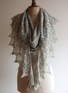 Cloud Illusions by Boo Knits - Love this. About $4.87 US currency