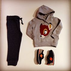 Today's outfit by Broer & Zus #littleeleven #newbalance