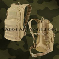 Condor Fuel Hydration Pack - 165 - Tactical Bags & Packs