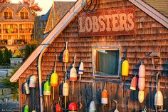 lobsters shack