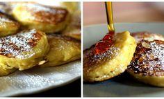 Výtečné jablečné lívanečky / JINÉ NEDĚLAT !!!! Baked Potato, French Toast, Good Food, Sweets, Breakfast, Ethnic Recipes, Desserts, Cakes, Morning Coffee