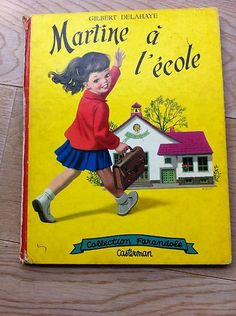 Book - French Girl at School