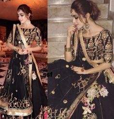Beautiful Maya Ali at the Wedding of her Brother Afnan Qureshi Asian Wedding Dress Pakistani, Pakistani Fancy Dresses, Wedding Lehnga, Indian Bridal, Bridal Hairdo, Bridal Photoshoot, Designer Party Wear Dresses, Indian Designer Outfits, Lehenga Saree Design