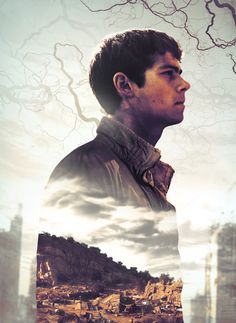 "#themazerunner #thescorchtrials ""The rules are very simple. Find your way to the safe haven within two weeks' time and you'll have completed Phase Two."""