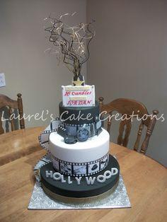 Jordan's Birthday cake