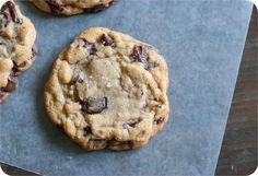 BIG BATCH : six degrees of separation/new york times/jacques torres chocolate chip cookie recipe