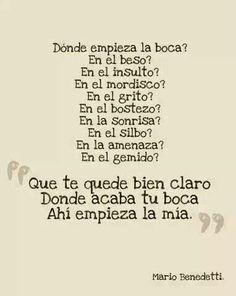 Benedetti poems