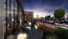 London's The Collective To Build Co-Living Tower In Brooklyn – DealMakerz Endless Swimming Pool, Swimming Pools, Edwardian Architecture, Public Realm, Dressing Area, Rooftop Garden, Private Garden, Pent House, New Builds