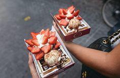 waffle heaven