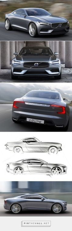 Volvo Concept Coupé (Beauty Design Pictures)