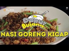 Nasi goreng ayam Indonesian recipe // Authentic video recipe // Fried rice with chicken - YouTube