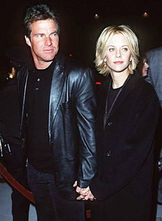 Meg Ryan and Dennis Quaid--I wish they could have made it work.