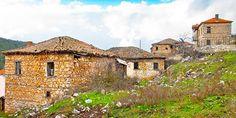Τα πιο όμορφα γραφικά χωριουδάκια της Μακεδονίας Greece, Mansions, House Styles, Travel, Home Decor, Greece Country, Viajes, Decoration Home, Room Decor