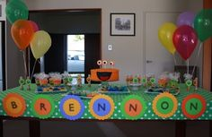 My child's 5th Birthday party, all made by myself.