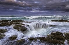Thor's Well. Cape Perpetua, Oregon by Gary Weathers on 500px