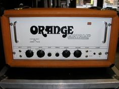 jimmy page ormat orange matamp head