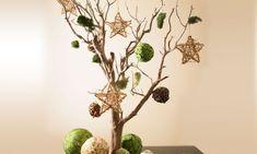 árbol navidad con ramas