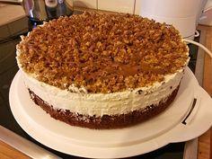 Nuss - Sahne - Kuchen 3