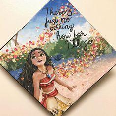 12 Disney Graduation Cap Designs That Will Make Your Day Even More Magical - Disney Graduation Cap, Funny Graduation Caps, Graduation Cap Toppers, Graduation Cap Designs, Graduation Cap Decoration, Graduation Diy, Nursing Graduation, Graduation Quotes, Decorated Graduation Caps