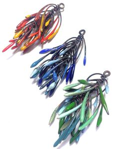 Discover Torch Enameling: Wild About Wire - 8/16/2018 8:30 AM - 4:00 PM