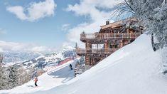 Urlaubsgenuss auf höchstem Niveau in – laut World Ski Awards 2019 – Österreichs bestem Ski-Chalet Ski Chalet, Leo, Best Skis, Travel Companies, Hotel Spa, Lodges, Skiing, The Incredibles, Ski Trips
