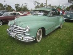 Image result for 1948 pontiac fastback