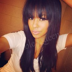 Cheap lace camisole plus size, Buy Quality lace wig human hair directly from China wig human Suppliers:Free shipping yaki straight wig brazilian virgin human hair front lace wig with bangs natural hairline for black women