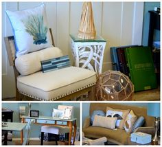 Home at the beach interior design center in  long beach washington