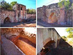 Acueducto de Hércules, Querétaro, México (de 257 arcos y 2 kilómetros de longitud)