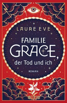 The German cover of The Graces, adapted from the US artwork. Published by JFB on 21st September 2017.
