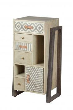 Cabinet Doyle, L45xl33xh85 cm #homedecor #interiordesign #inspiration #decoration #woodjam Cabinet, Nightstand, Magazine Rack, Decoration, Storage, Inspiration, Table, Furniture, Mango