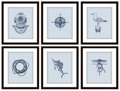 nautical prints - Google Search