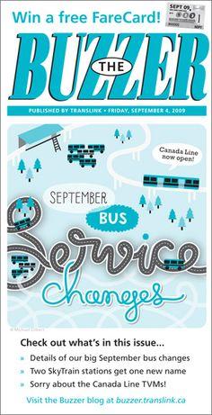September 2009 Buzzer cover Buzzer, New Names, Get One, September, Cover, Blog, Blogging, Blankets