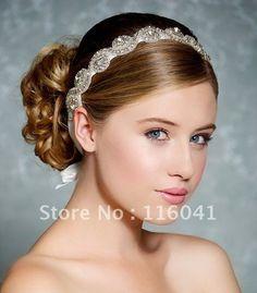 de cristal de novia de la boda bandas para el cabello de venta al por mayor con una óptima relación costo - beneficio.  es.aliexpress.com