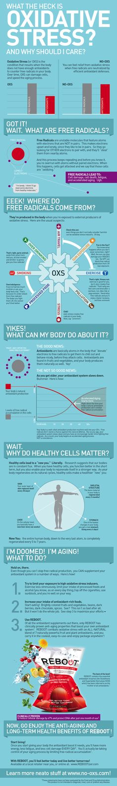 I dont take antioxidants, I let my body make them!!!    #REBOOT oxidative stress and #antiaging infographic www.mylifevantage.com/javier