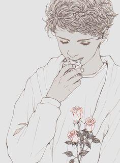 soltreis: when I was still in love